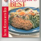 My Family's Best Cookbook by QVC Bob Bowersox 1928998003 First Edition