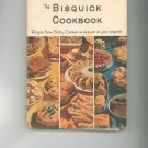 The Bisquick Cookbook Vintage First Edition Betty Crocker