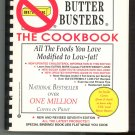 Butter Busters The Cookbook Pam Mycoskie 0446670405