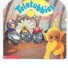 Teletubbies It's Tubby Bedtime Children's Book 0590983253