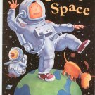 Here In Space by David Milgrim Children's Book 0816744629