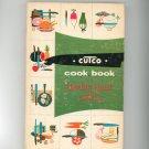 Cutco Cook Book Cookbook Volume One Vintage 1961