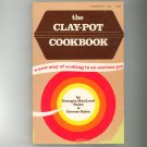 The Clay Pot Cookbook Georgia MacLeod & Grover Sales 0689705476