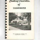 Cooking Favorites Of Clearwater Cookbook Regional Florida Garden Club Vintage Some Advertisements