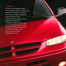 1997 Dodge Caravan Sales Brochure / Catalog