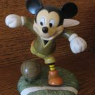 Disney Big Shot Mickey Playing Soccer With Box 045544055055  4004034
