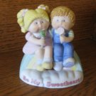 Cabbage Patch Rainbow Sweetheart  Figurine 5450 With Box 1985