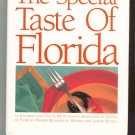 The Special Taste Of Florida Cookbook Signed Copy 096445727x