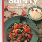 Stir Fry Cookbook by Sunset 0376027134