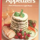 Appetizers Cookbook by Sunset 0376020342