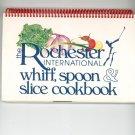 Rochester International Whiff Spoon Slice Cookbook Regional New York LPGA Ladies Golf