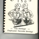 Chefs 150 City Heritage Cookbook Regional New York Employees Favorite Servings