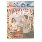 Vintage The Sealtest Food Adviser Cookbook 1948 Number 66