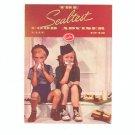 Vintage The Sealtest Food Adviser Cookbook Fall 1940