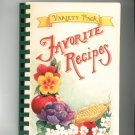 Variety Pack Favorite Recipes Cookbook Regional Methodist Church PA  1997