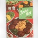 Vintage The Ground Meat Cookbook # 108 By Culinary Arts Institute 832605115