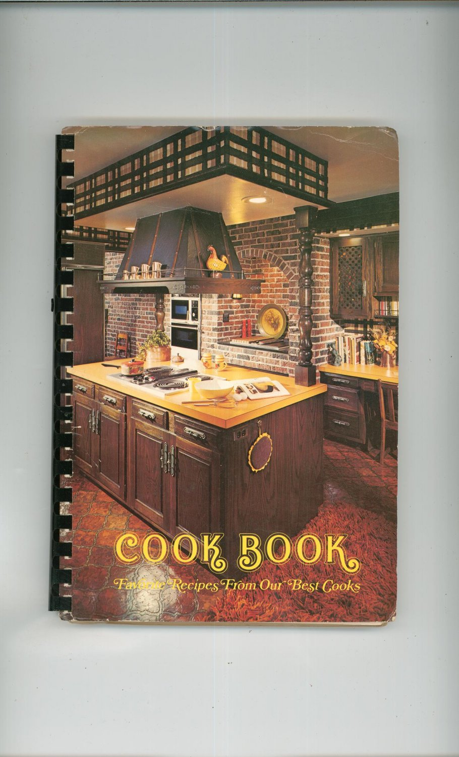 Vintage A Book Of Favorite Recipes Cookbook Regional Rochester Insurance Women's Assoc. New York1976