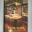 Vintage A Book Of Favorite Recipes Cookbook Regional Rochester Insurance Women's Assoc. New York1976