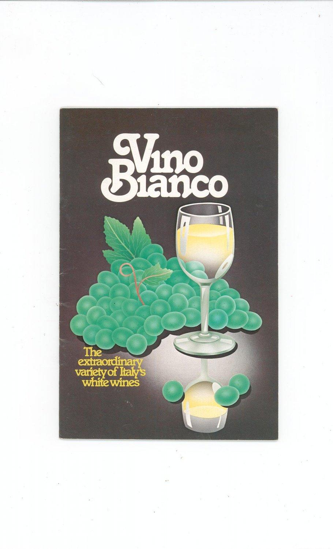 Vino Bianco Italian Wine Guide 1982
