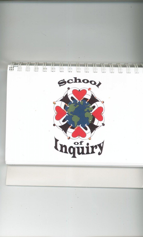 School Of Inquiry Cookbook Regional New York 2005 2006