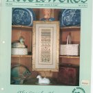 Needlewords Counted Cross Stitch Vol. 5 No. 3  The Sampler House Ginnie Thompson Guild
