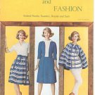 Doreen Volume 114 Fun And Fashion Knitted Poncho Sweaters Dresses Suits