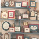Short And Sweet #2 Miniature Sayings Cross Stitch Leisure Arts 473 1986
