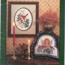 Home Again Christmas Book 42 by Stoney Creek 1989 Cross Stitch