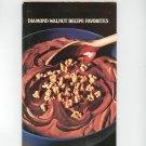 Diamond Walnut Recipe Favorites Cookbook