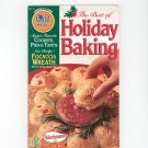The Best Of Holiday Baking No. 10 Cookbook 1995 General Mills
