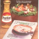Puritan Oil Food 3 Cookbook 1982
