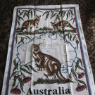 Souvenir Towel Australia Pure Cotton Designed By Citer Australia Fast Colours Very Nice