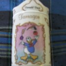 Awesome Disney Donald Duck Tarragon Spice Jar Lenox 1995 Collection