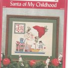 Santa Of My Childhood by Aimalynne ALD-13 Stitch Craft Pattern
