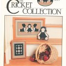 The Cricket Collection The Cross Eyed Cricket Number 24 Vicki Hasting Cross Stitch