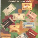 Purse Size Tissue Covers Leisure Arts 233 Judith Noel Taunton Cross Stitch