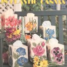 Floral Tissue Covers In Plastic Canvas Leisure Arts 1214 Kathleen Hurley