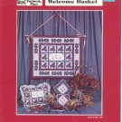 Special Stitches Welcome Basket The Patchwork Place Suzanne Wall Number LSS-2 Cross Stitch