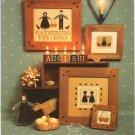 The Amish Gathering The Eggs by Homespun Elegance LTD.  Cross Stitch