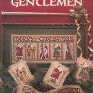 Christmas Gentlemen Cross Stitch by Marilyn Ganore Leisure Arts 743