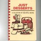 Just Desserts Cookbook Regional American Diabetes Association New York