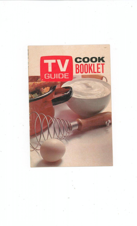 Vintage TV Guide Cook Booklet Cookbook 1970