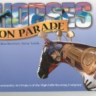 Community Art Project Horses On Parade  New York 2001