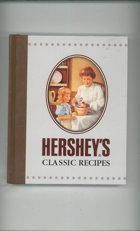 Hershey's Classic Recipes Cookbook 0785337288