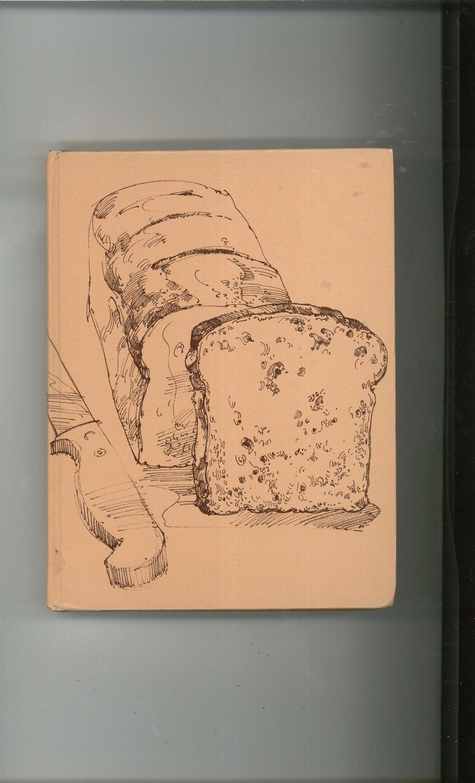 Vintage Beard On Bread Cookbook 0394473450