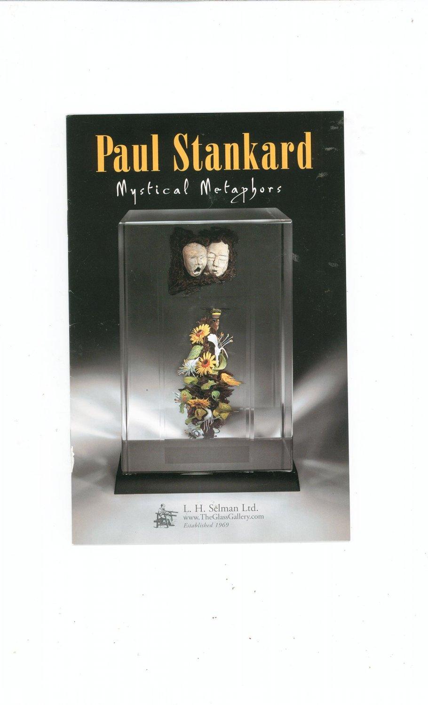Paul Stankard Mystical Metaphors Catalog / Brochure by L. H. Selman Ltd. Paperweights