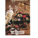 Minatures Catalog / Brochure by L. H. Selman Ltd. Paperweights
