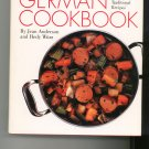 The New German Cookbook by Jean Anderson & Hedy Wurz 0060162023