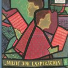 Music For Inspiration Hammond Chord Organ Music Library Vintage