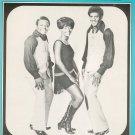Vintage Too Late To Turn Back Now Eddie Cornelius Sheet Music 1972